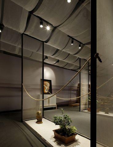 陶瓷展列厅装修效果图