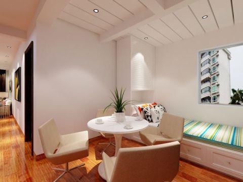 书房吊顶现代风格装潢设计图片