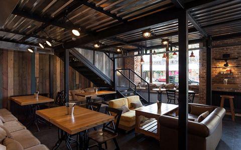 咖啡厅装修效果图