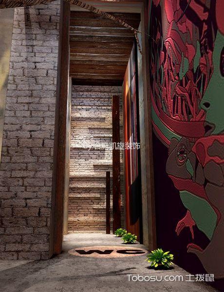 休闲酒吧过道装潢设计图片