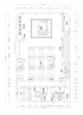 售楼部装修设计效果图