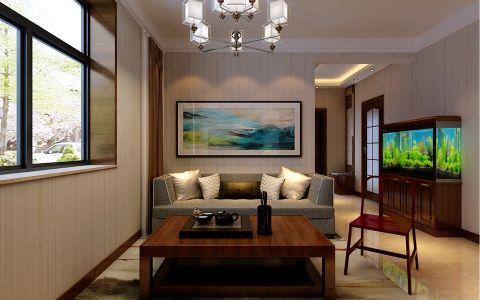 2019现代简约70平米设计图片 2019现代简约公寓装修设计
