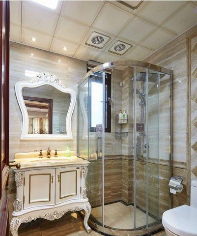 卫生间PVC扣板吊顶欧式装潢图片