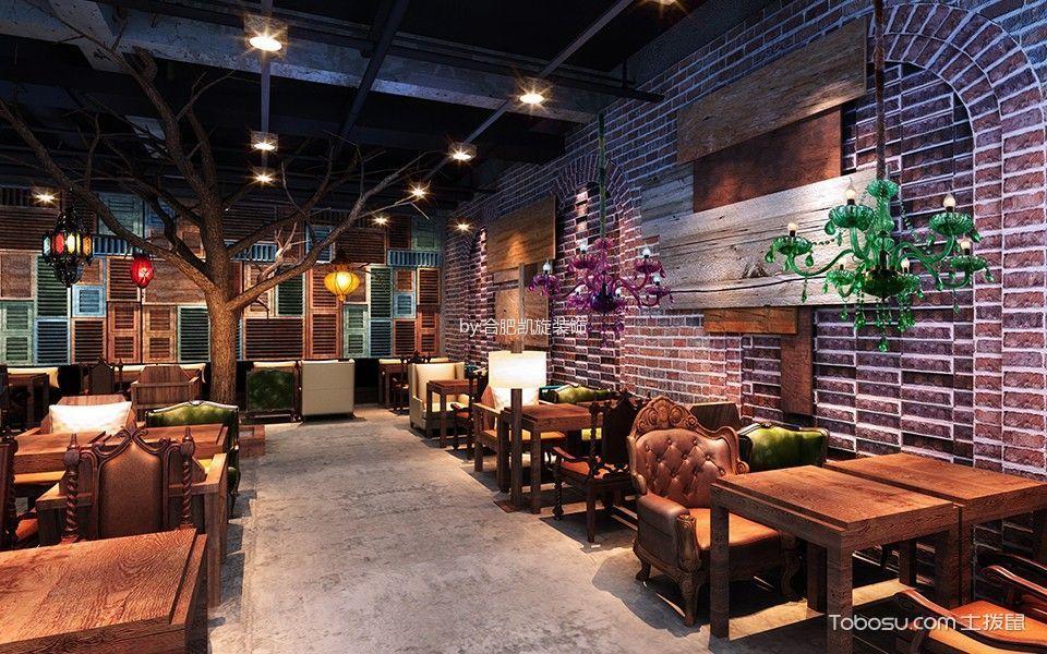 咖啡厅走廊装修设计图片