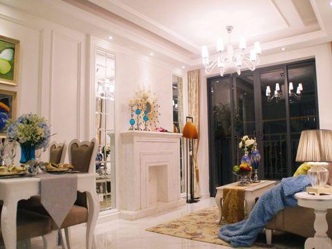 简欧风格120平米复式新房装修效果图