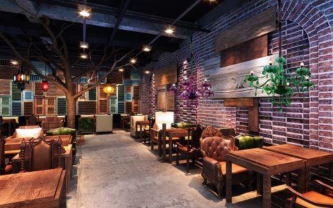 优雅咖啡厅装修效果图