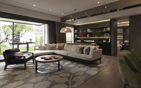 现代风格150平米4房2厅房子装饰效果图