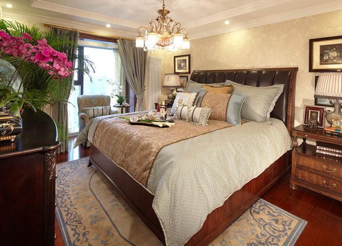 4室2卫3厅480平米古典风格