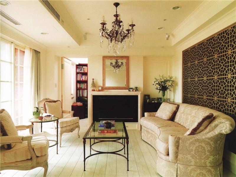 3室1卫1厅100平米美式风格