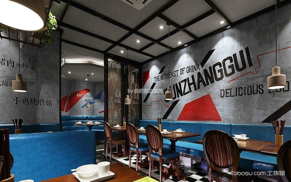 茶餐厅走廊装修实景图片