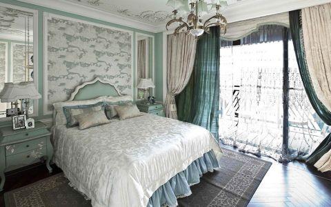 法式风格400平米大户型室内装修效果图