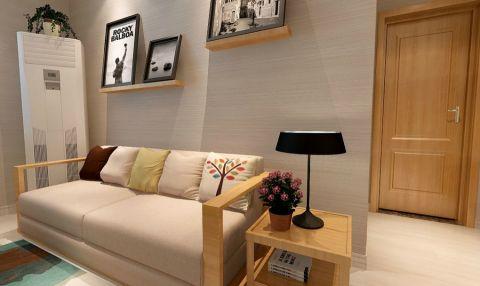 客厅走廊日式风格装饰设计图片
