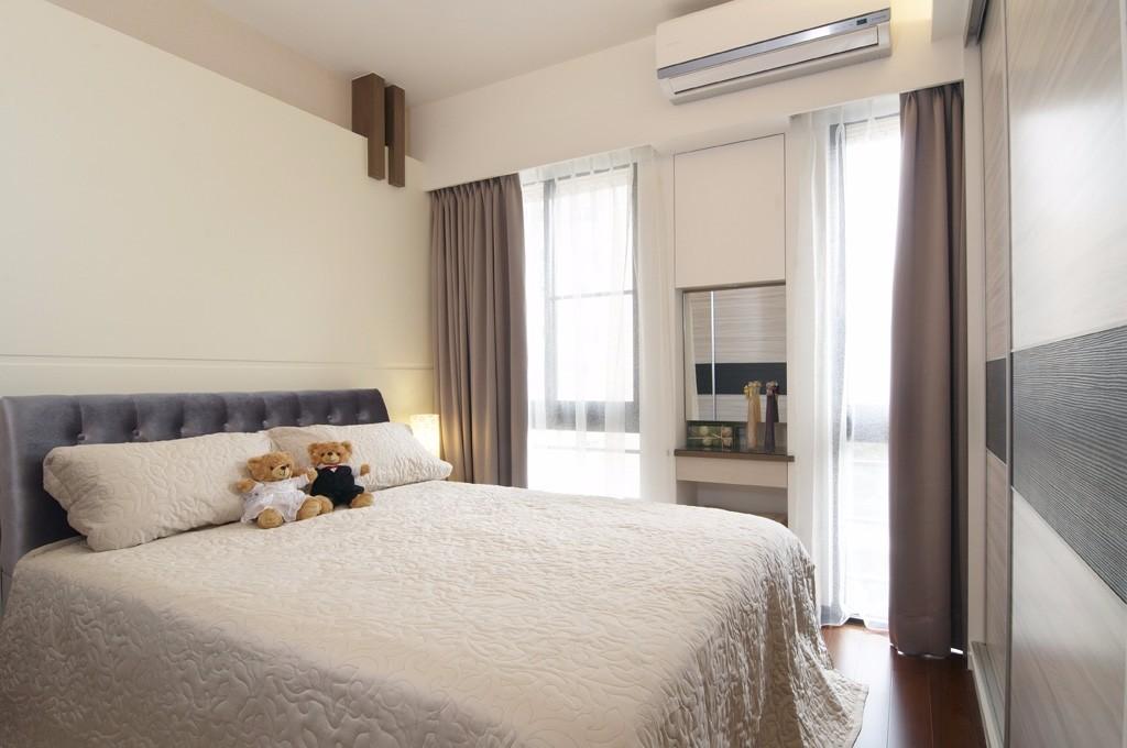 2室1卫2厅117平米现代简约风格