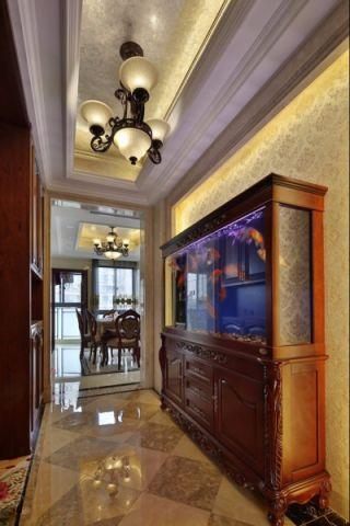 玄关走廊欧式风格装修效果图