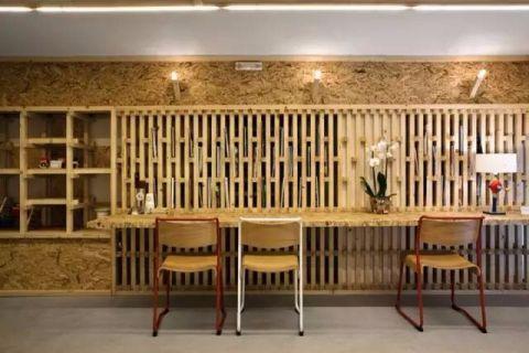 复古风咖啡厅装修效果图