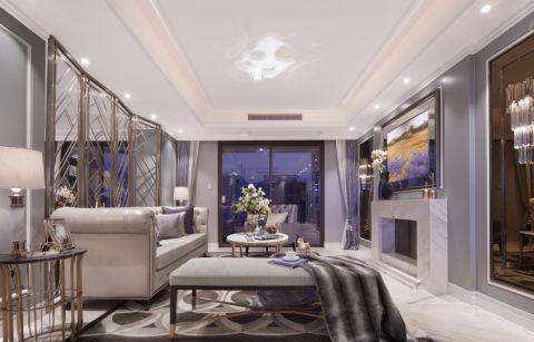 简欧风格120平米套房房子装饰效果图