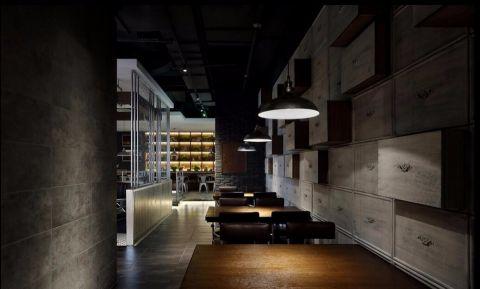 国贸360咖啡厅装修效果图
