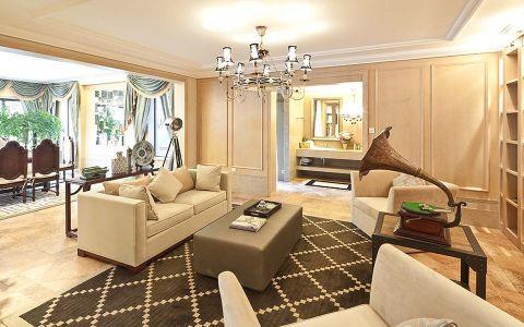 欧式风格250平米大户型房子装饰效果图