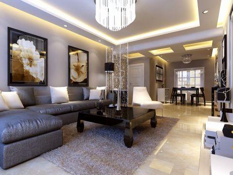 2020现代90平米装饰设计 2020现代三居室装修设计图片