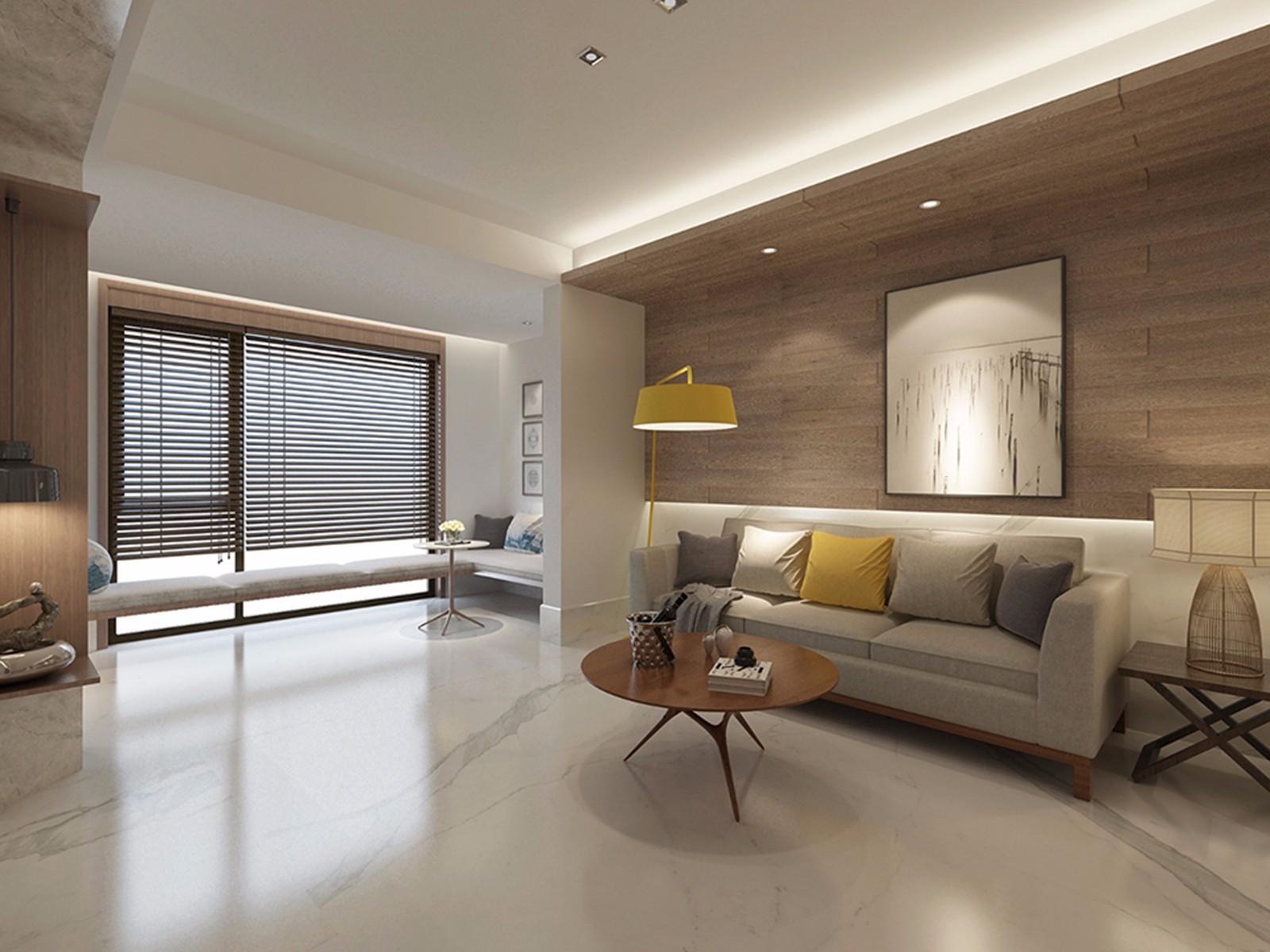 3室2卫2厅141平米简约风格