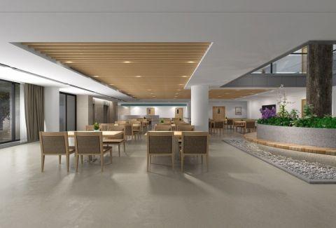 众创空间医院装修效果图