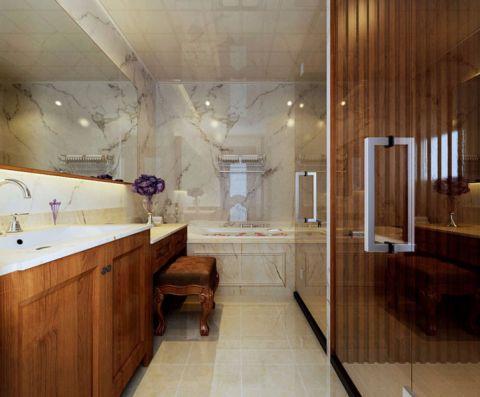 卫生间欧式风格装修设计图片