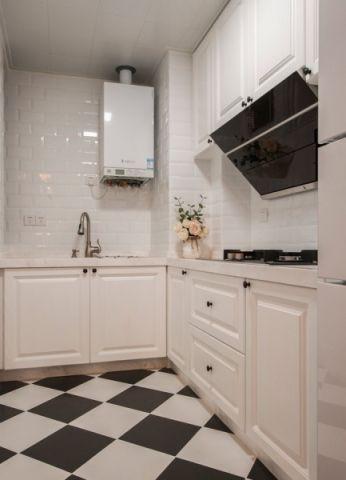 厨房欧式风格装修设计图片