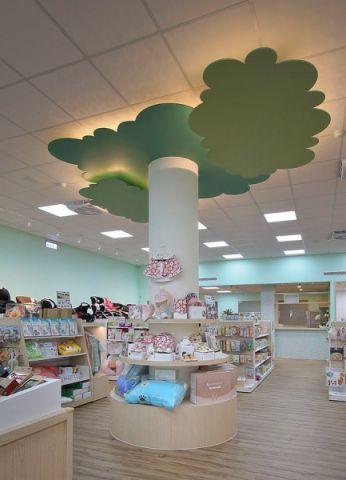 母婴店装饰效果图