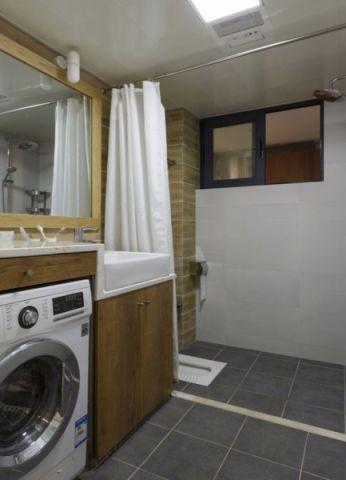 卫生间北欧风格装潢图片