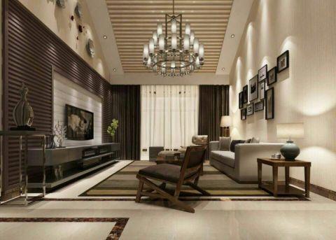 简约风格170平米跃层新房装修效果图
