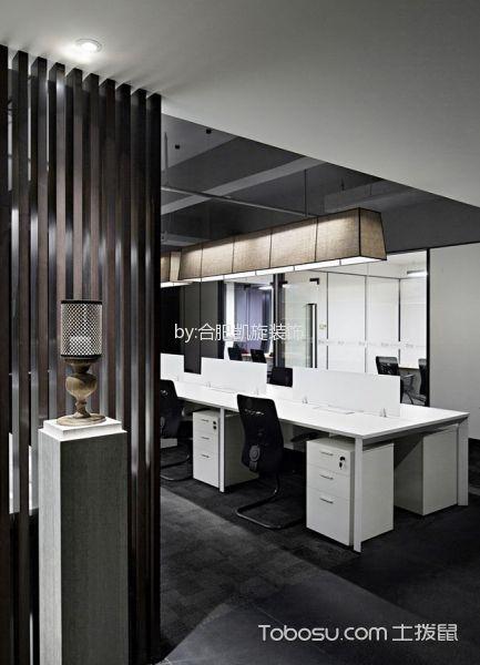 简约风格办公室隔断装饰设计图片