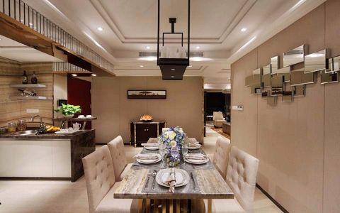 客厅吧台现代风格装饰设计图片