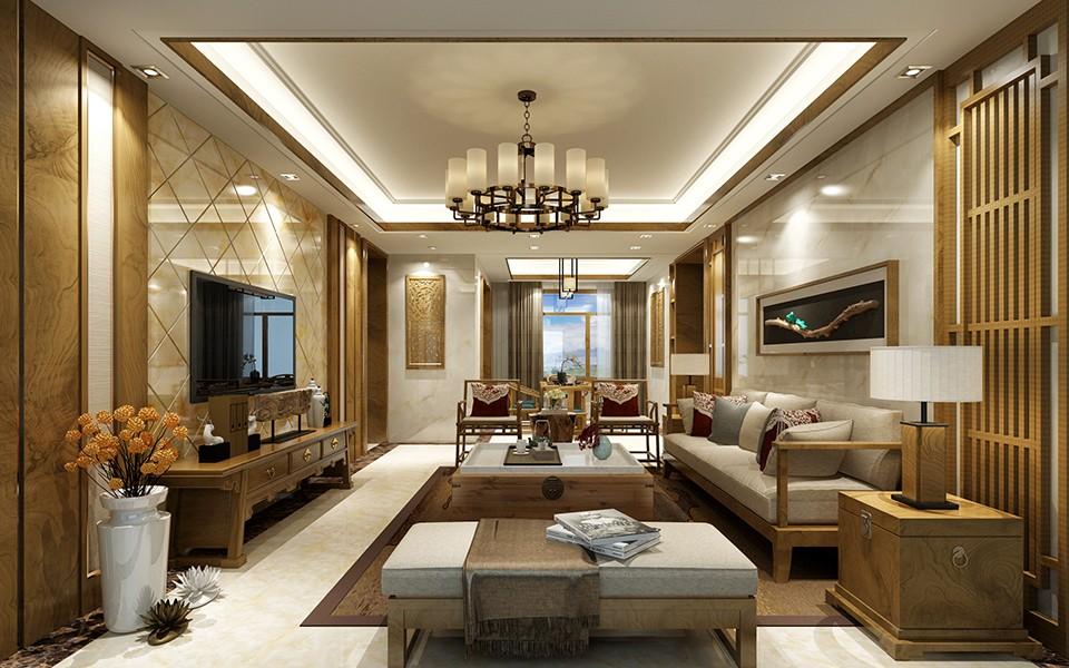 4室2卫2厅135平米欧式风格