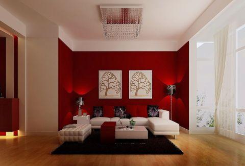 2020混搭110平米装修设计 2020混搭二居室装修设计