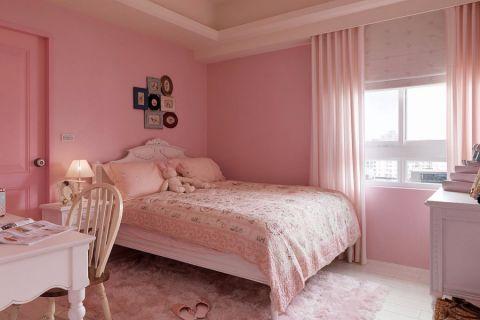 儿童房窗帘欧式风格装修图片