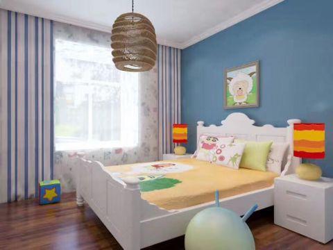 儿童房欧式风格装潢效果图