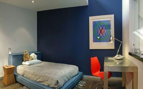 现代风格90平米小户型房子装修效果图