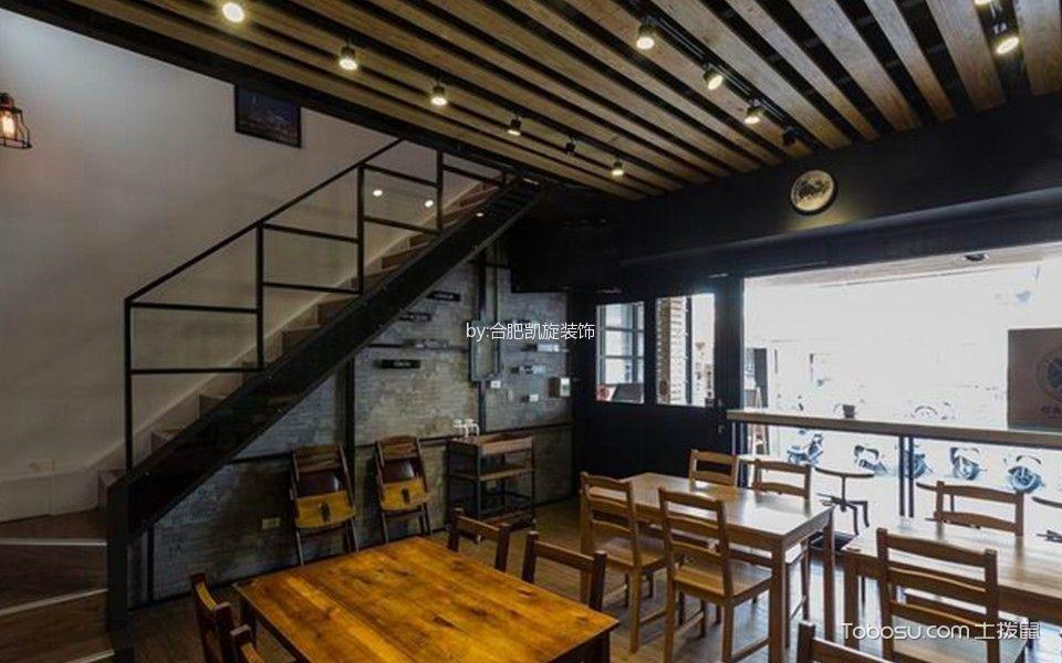 茶餐厅吊顶装修设计图片