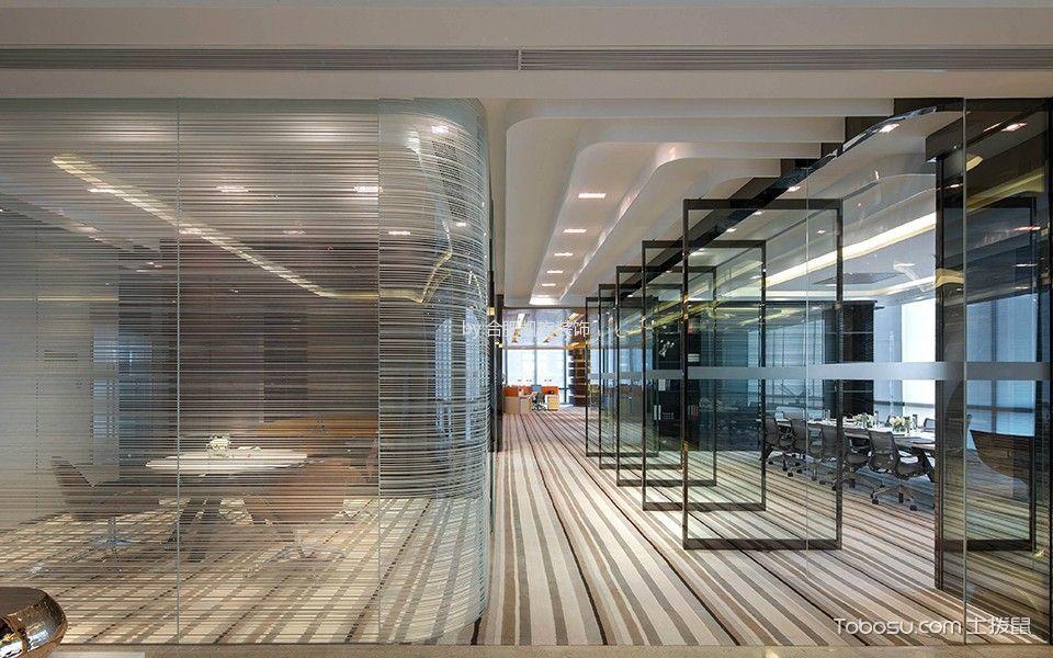 写字楼走廊装修设计图片