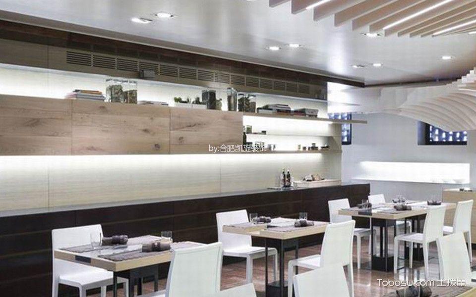 餐馆吧台装饰图片