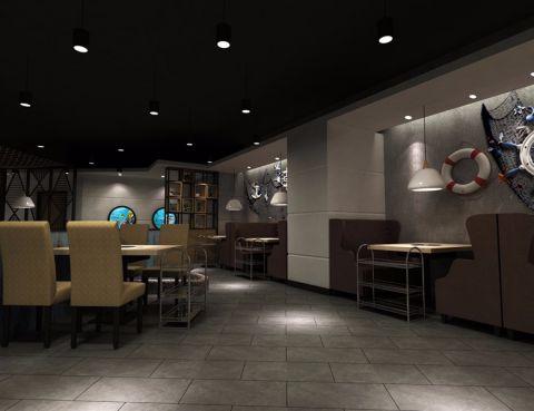 海产码头餐饮店装饰效果图