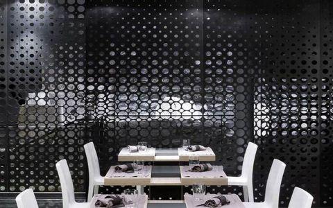 餐馆装修设计效果图