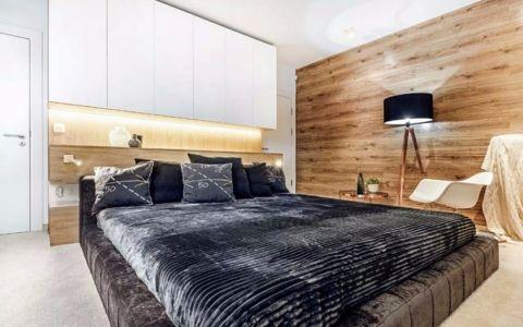 卧室混搭风格装修效果图
