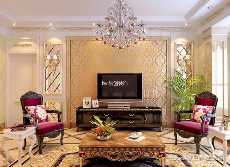 2020洛可可90平米裝飾設計 2020洛可可二居室裝修設計