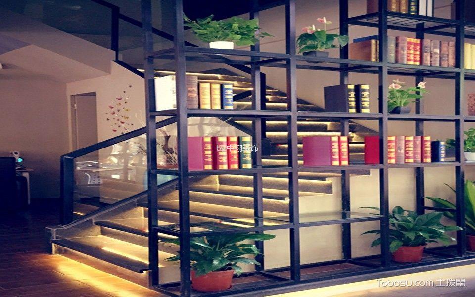 网咖楼梯装饰图片