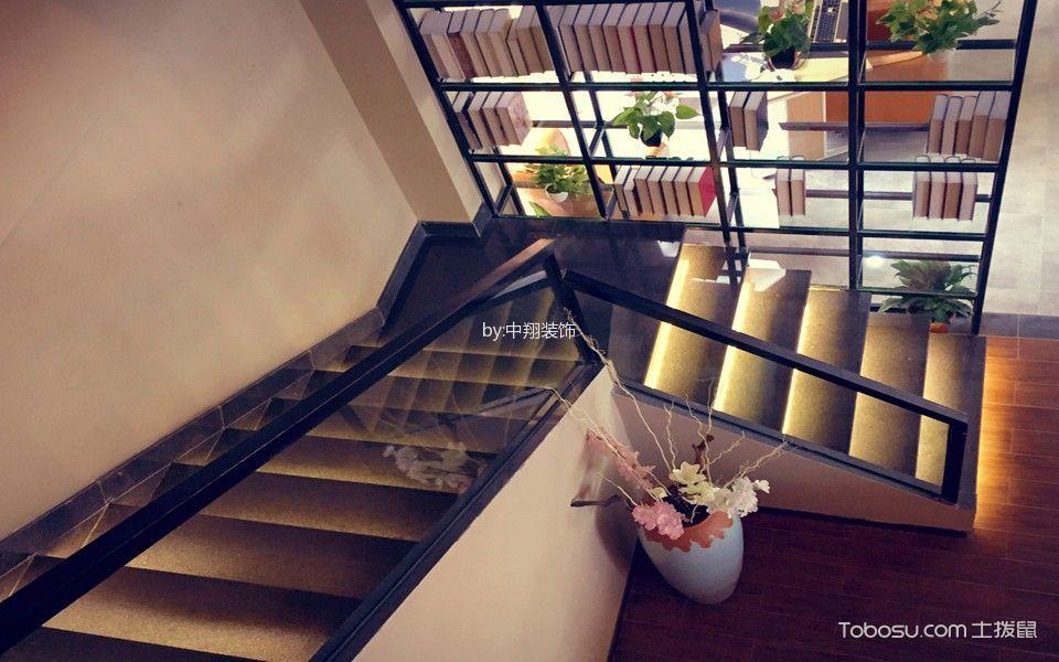 网咖楼梯装饰效果图