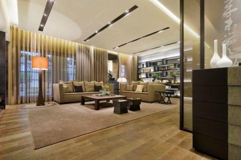 现代风格140平米大户型室内澳门银河娱乐官网
