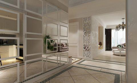 玄关走廊现代风格效果图