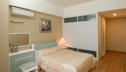 卧室衣柜简欧风格装潢设计图片