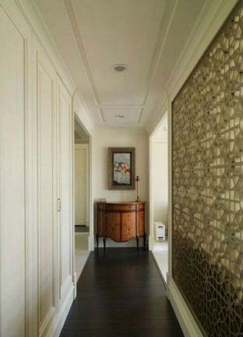 玄关走廊简欧风格装饰效果图